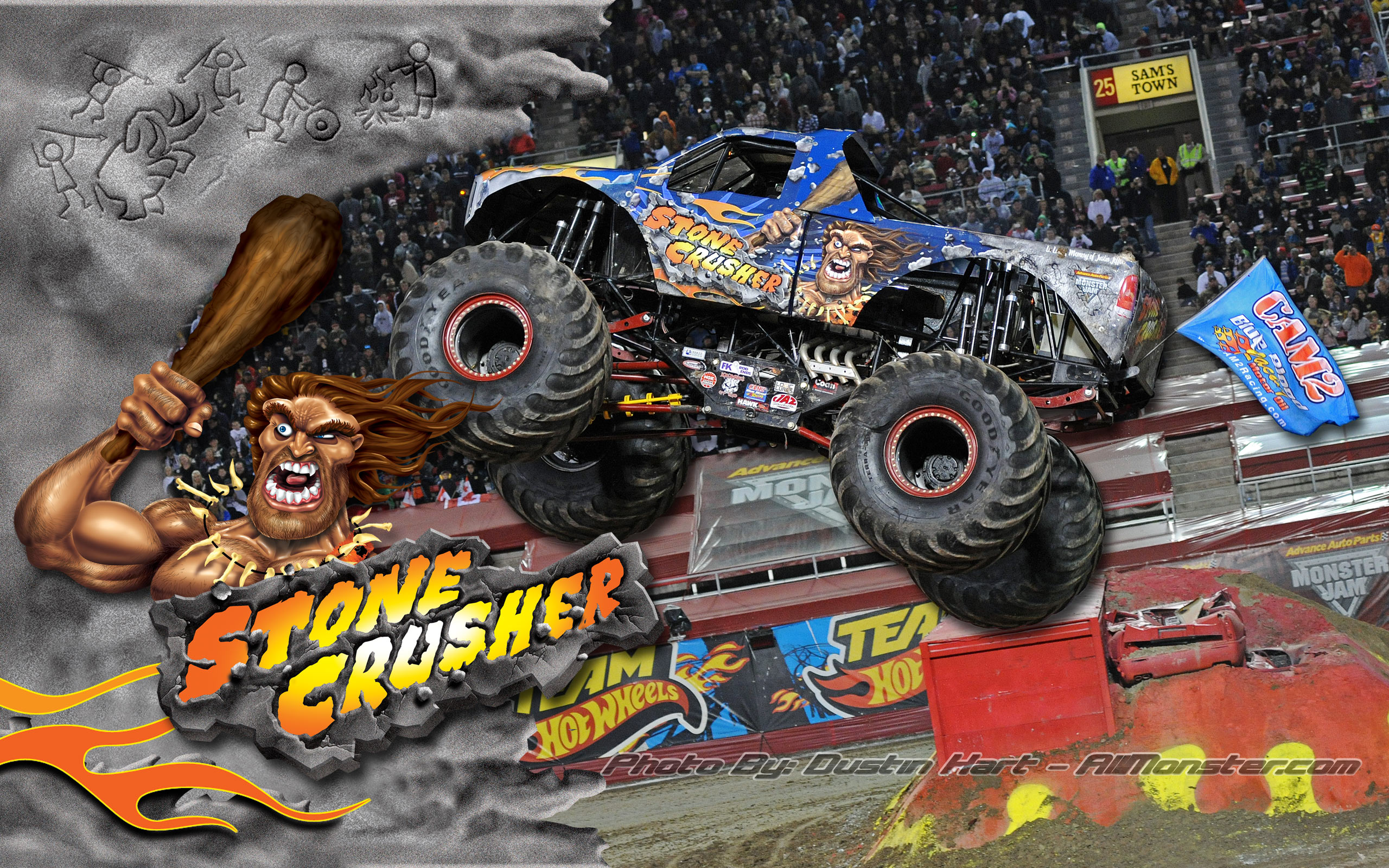 Monster Truck Wallpapers