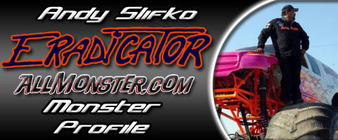 Andy Slifko - Eradicator - AllMonster.com Monster Profile