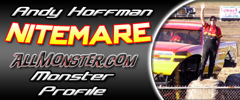 Andy Hoffman - Nitemare - Monster Profile