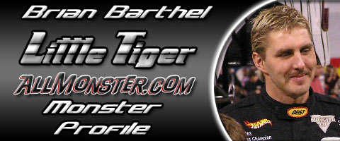 Brian Barthel - Little Tiger - Monster Profile