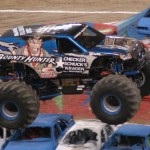 Jimmy Creten and Bounty Hunter racing