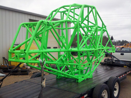 Grave Digger 23 Chassis