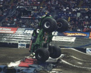 CVH in Digger 14 - Pittsburgh Monster Jam