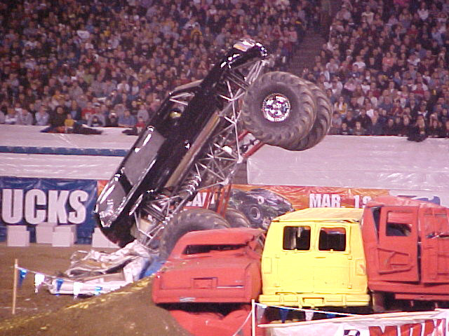 monster truck photos